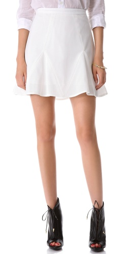 BCBGMAXAZRIA High Waist Skirt at Shopbop / East Dane
