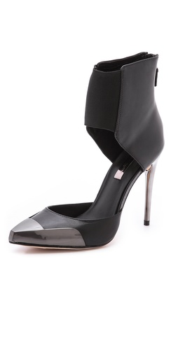 BCBGMAXAZRIA Zurich Cuffed Pumps at Shopbop / East Dane