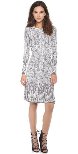 BCBGMAXAZRIA Petra Lace Dress at Shopbop / East Dane