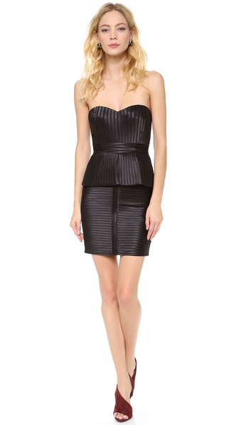 BCBGMAXAZRIA Karina Strapless Dress