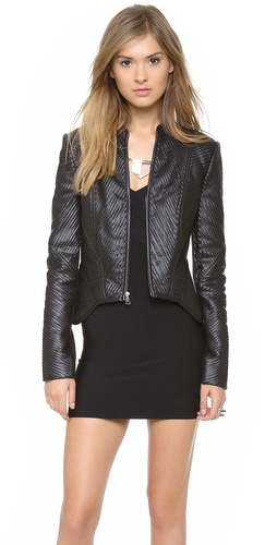 BCBGMAXAZRIA Jagger Jacket at Shopbop / East Dane