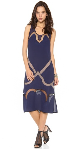 BCBGMAXAZRIA Magdalena Dress at Shopbop / East Dane