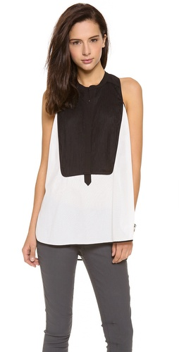 BCBGMAXAZRIA Katlin Blouse at Shopbop / East Dane