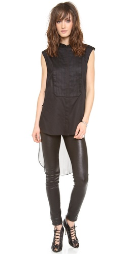BCBGMAXAZRIA Callista Tunic at Shopbop / East Dane