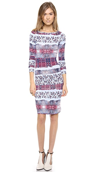 BCBGMAXAZRIA Voletta Dress