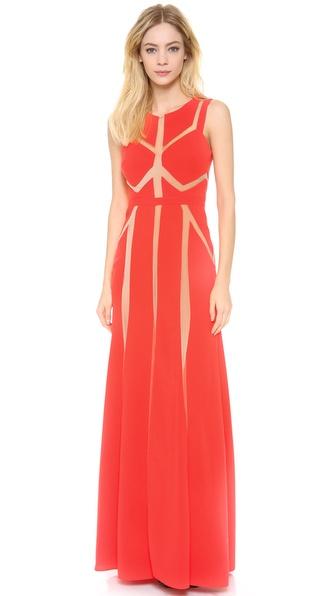 BCBGMAXAZRIA Imogen Gown