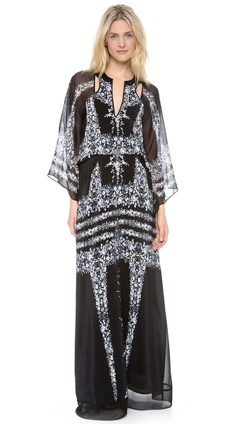 BCBGMAXAZRIA Vera Maxi Dress