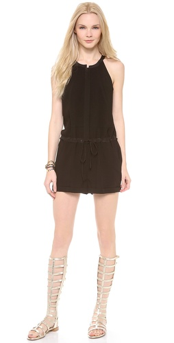 BCBGMAXAZRIA Tegan Romper at Shopbop / East Dane
