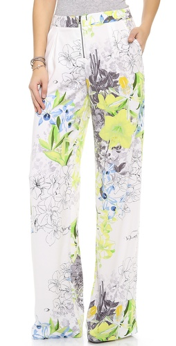 BCBGMAXAZRIA Landon Wide Leg Pants at Shopbop / East Dane