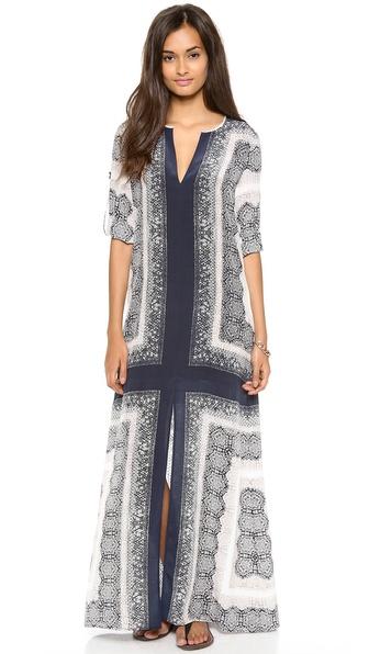 BCBGMAXAZRIA Olivia Maxi Dress