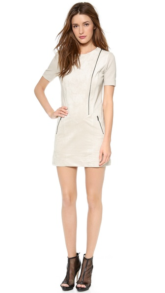 Bcbgmaxazria Heather Dress - Dust at Shopbop / East Dane
