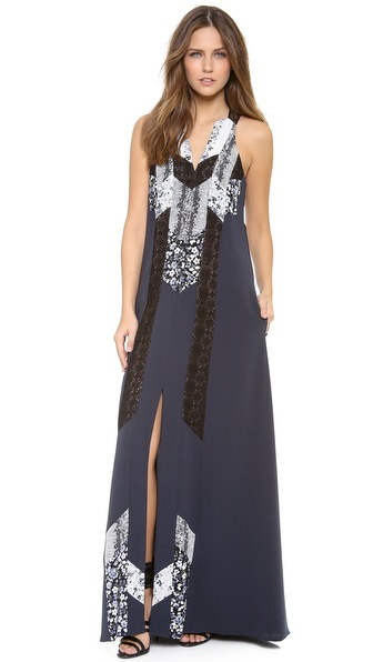 Bcbgmaxazria Zuzanna Dress - Dark Navy at Shopbop / East Dane