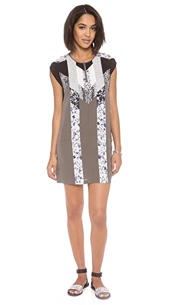 BCBGMAXAZRIA Isolde Dress