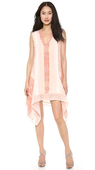 Bcbgmaxazria Scarlett Dress - Whisper Pink at Shopbop / East Dane