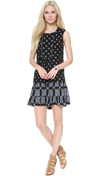 BCBGMAXAZRIA Ylissa Dress