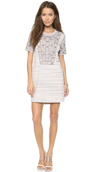 BCBGMAXAZRIA Ada Tunic Dress
