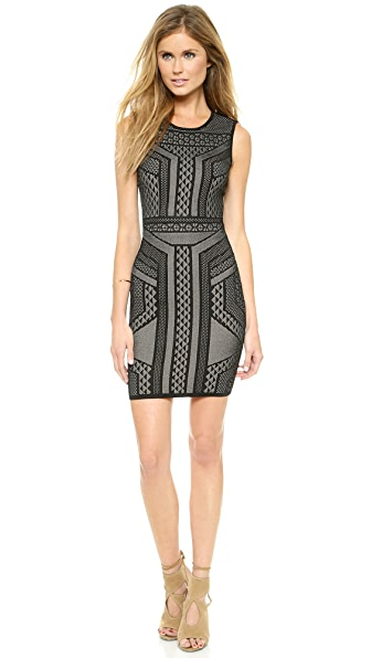 BCBGMAXAZRIA Stefanie Dress