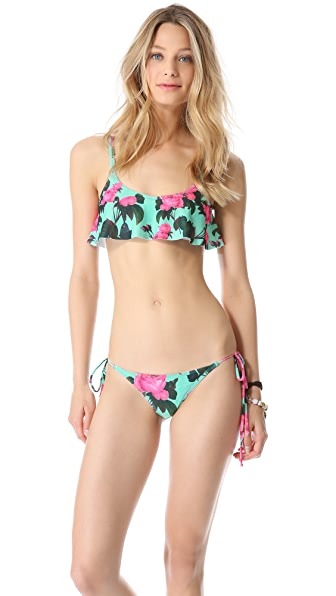 Beach Riot Heartbreaker Sophie Bikini Top