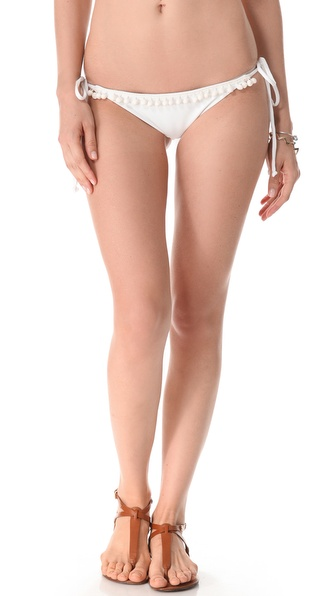 Beach Riot Stone Cold Fox Romance Bikini Bottoms