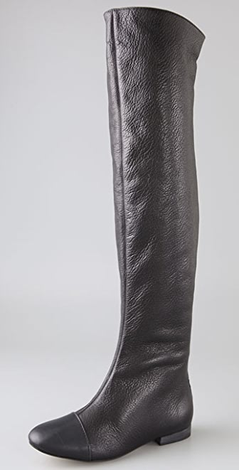 BE & D Milton Over the Knee Boots
