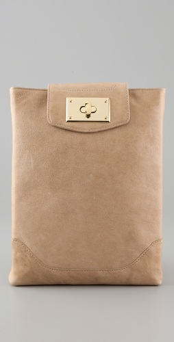 BE & D Leather iPad Case