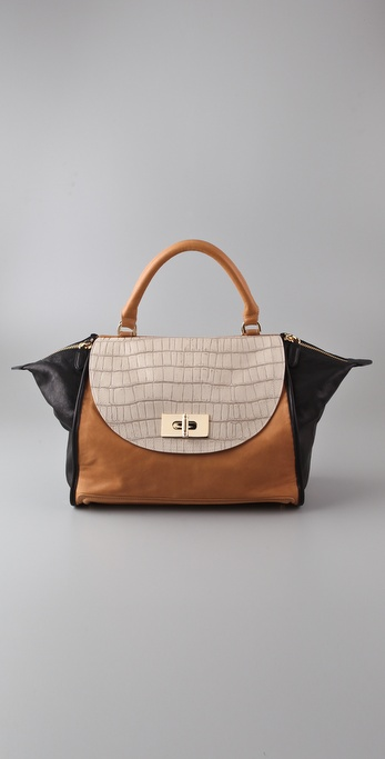 BE & D Bela Satchel