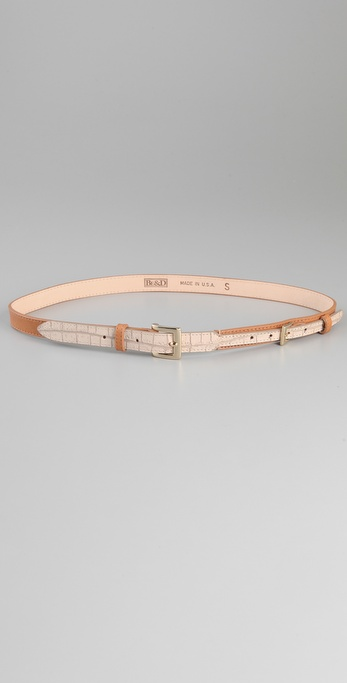 BE & D Jeffrey Belt
