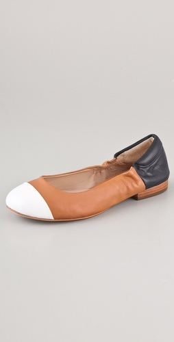 BE & D Stevie Ballerina Flats