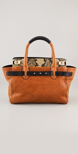 BE & D Mr. Vogel Bag