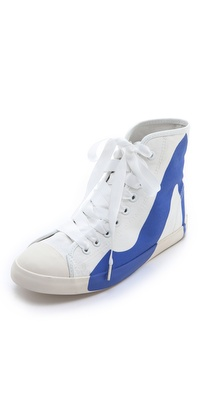 BE & D Big City High Top Sneakers