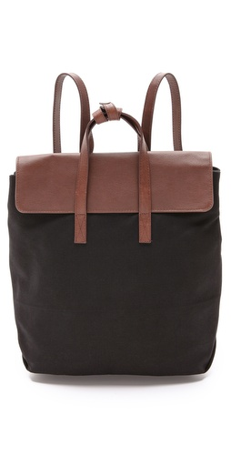 BE & D Maison Dumain Canvas Backpack at Shopbop / East Dane