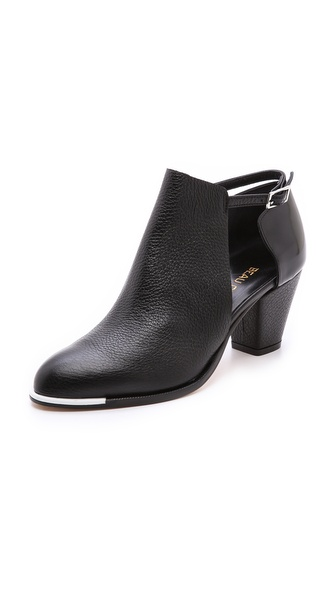 Beau Coops Lizie Cutout Booties