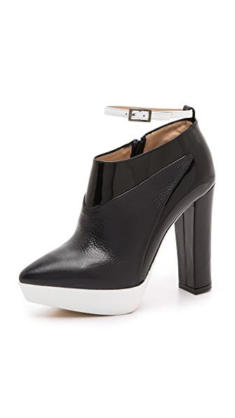 Beau Coops Beau Coops for Karen Walker Oro Booties