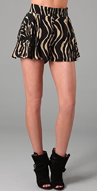 Bec & Bridge Wild & Free Shorts