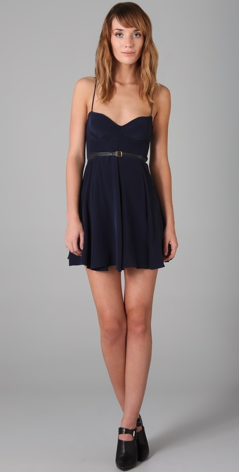 Bec & Bridge Cote d'Azur Bustier Dress