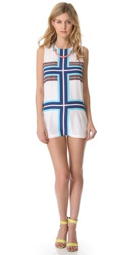 Bec & Bridge Palacio Shift Dress