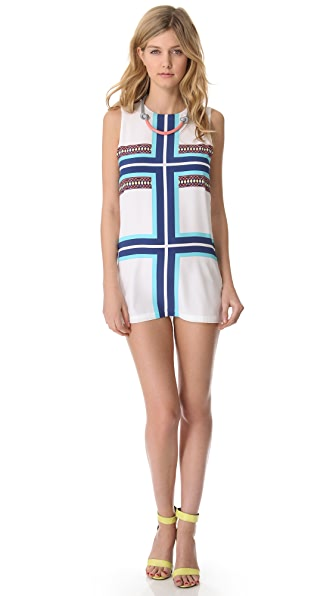 Bec & Bridge Palacio Shift Dress
