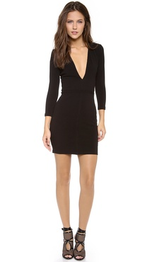 Bec & Bridge Imperial Deep V Dress