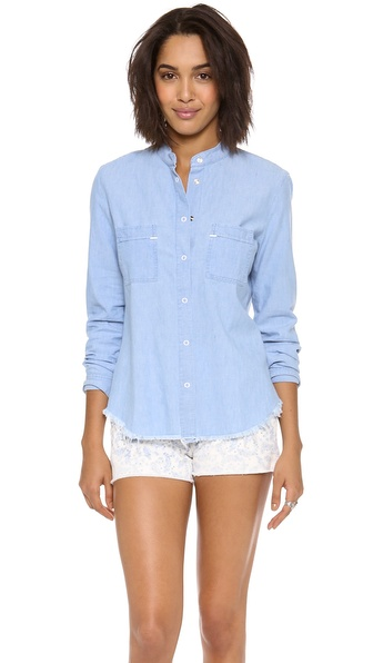 Bec & Bridge Promise Shirt - Chambray at Shopbop / East Dane