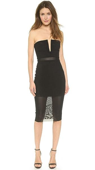 Bec & Bridge Nefertiti Strapless Dress