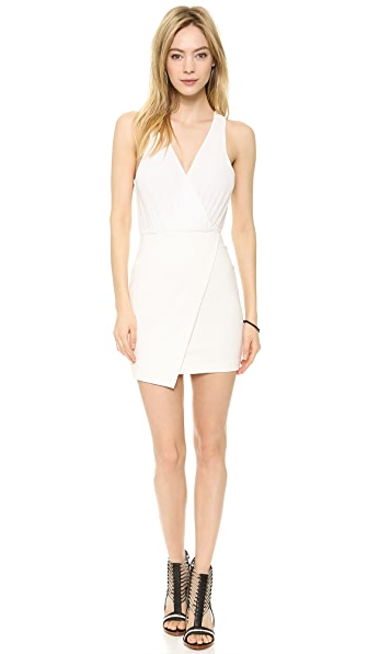 Bec & Bridge Pyramid Drape Dress