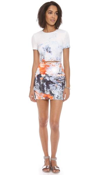 Bec & Bridge Fire & Ice Tee Dress