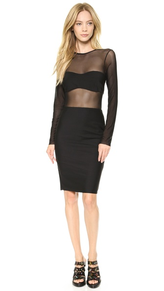 Bec & Bridge Alchemy Long Sleeve Dress