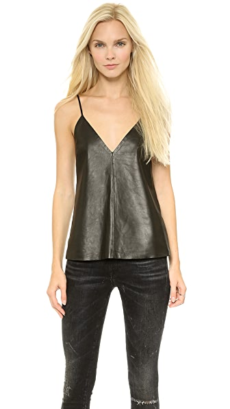 Bec & Bridge Easy Rider Leather Camisole