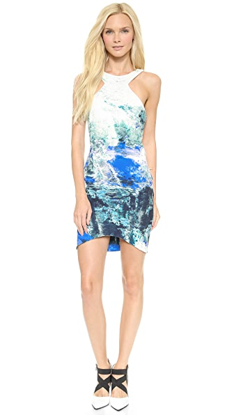 Bec & Bridge Fire & Ice Backless Dress