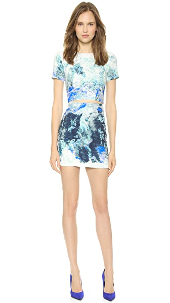 Bec & Bridge Fire & Ice Dress