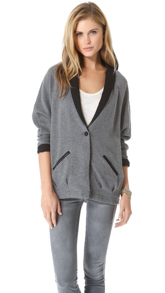 Bella Luxx Cocoon Jacket