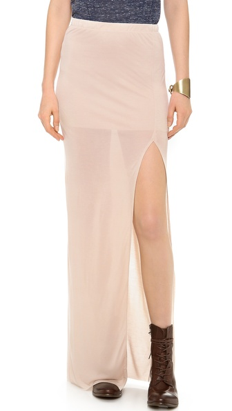 Bella Luxx Column Skirt