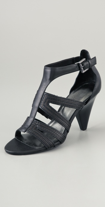 Belle by Sigerson Morrison Cole Mid Heel Sandals
