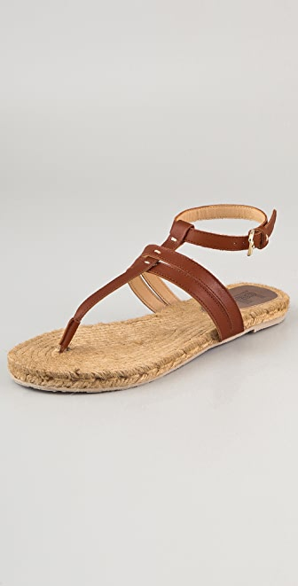 Belle by Sigerson Morrison Milly Flat Sandals